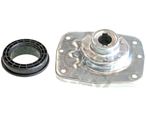 Подушка + подшипник (комплект) переднего левого амортизатора Fiat Scudo / Citroen Jumpy / Peugeot Expert 1995-2006 F8-6304 OPTIMAL (Германия)