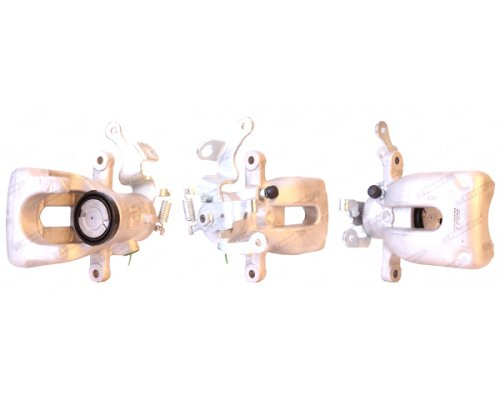 Суппорт тормозной задний правый (диаметр поршня 38мм) Peugeot Partner II / Citroen Berlingo II 2008- FCL694808 FERODO (Великобритания)