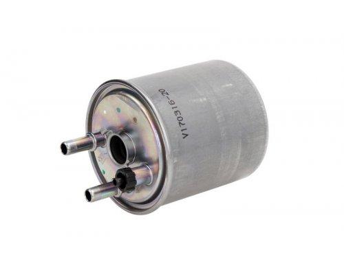 Фильтр топливный (с датчиком воды, с 06.2009) Renault Kangoo II 1.5dCi 2009- FCS752 PURFLUX (Франция)