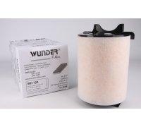 Фильтр воздушный VW Caddy III 1.2 / 1.6 / 2.0 / 2.0SDI  04- WH-120 WUNDER (Турция)