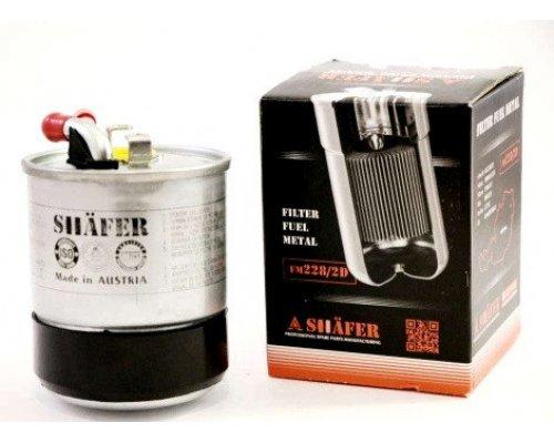 Топливный фильтр (под датчик) MB Sprinter 906 3.0CDI 2006- FM228/2D SHÄFER (Австрия)
