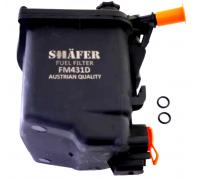 Фильтр топливный Peugeot Partner / Citroen Berlingo 1.6HDi 55kW, 66kW 1996-2008 FM431D SHÄFER (Австрия)