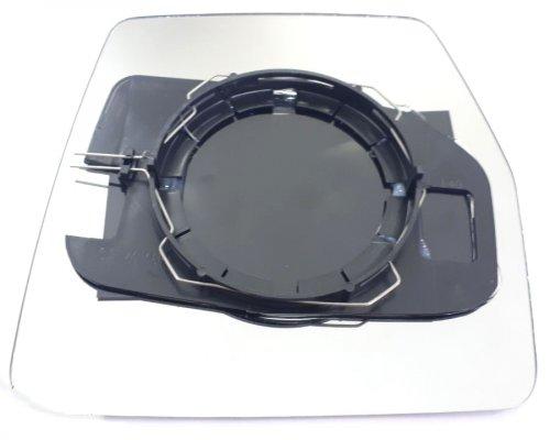Вкладыш зеркальный правый (без подогрева) Fiat Scudo / Citroen Jumpy / Peugeot Expert 1995-2006 FP2033M52 FPS (Тайвань)