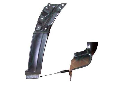 Крепления крыла правое MB Sprinter 906 2006- FP3547332 FPS (Тайвань)