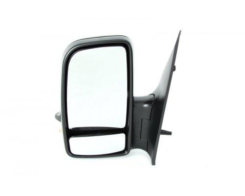 Зеркало левое электрическое (с подогревом) VW Crafter 2006- FP3547M03P FPS (Тайвань)