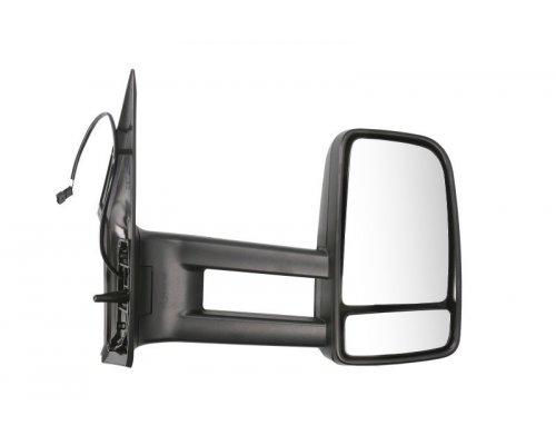 Зеркало правое механическое (большое) VW Crafter 2006- FP3547M08 FPS (Тайвань)