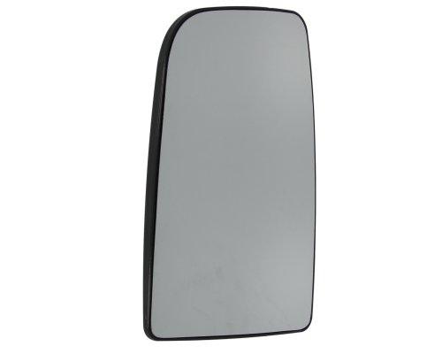 Вкладыш зеркальный левый верхний (без подогрева, cферичное, квадратное крепление) VW Crafter 2006- FP3547M51 FPS (Тайвань)
