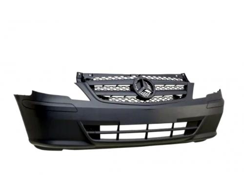 Бампер передний (черный) MB Vito 639 2010- FP4619900 FPS (Тайвань)