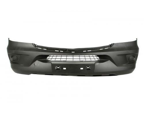 Бампер передний (без отверстий под противотуманные фары) MB Sprinter 906 2013- 1008833 AUTOTECHTEILE (Германия)