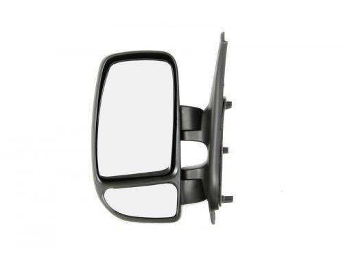 Зеркало механическое левое (без подогрева, начиная с 2003 г.в.) Renault Master II / Opel Movano 2003-2010 FP5208M07 FPS (Тайвань)