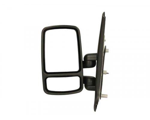 Зеркало механическое левое (без подогрева, до 2003 г.в.) Renault Master II / Opel Movano 1998-2003 FP6065M01 FPS (Тайвань)
