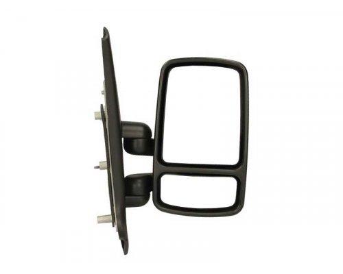 Зеркало механическое правое (без подогрева, до 2003 г.в.) Renault Master II / Opel Movano 1998-2003 FP6065M02 FPS (Тайвань)