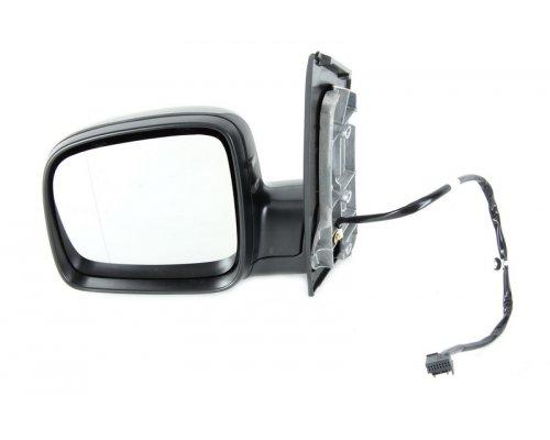 Зеркало левое электрическое (с подогревом) VW Caddy III 04-10 FP7406M03 FPS (Тайвань)