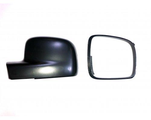 Крышка зеркала левая (с рамкой) VW Caddy III 04-10 FP7406M11 FPS (Тайвань)