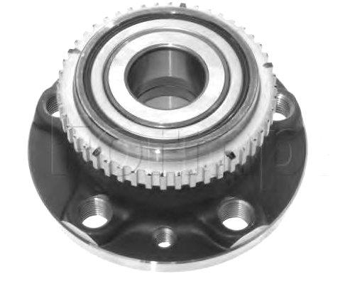 Подшипник ступицы задний (ступица, с ABS) Fiat Scudo / Citroen Jumpy / Peugeot Expert 1995-2006 FR671294 FLENNOR (Германия)