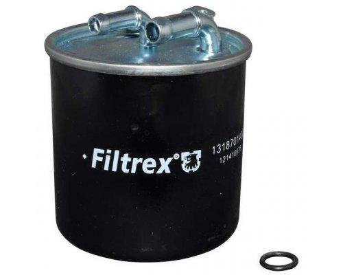 Топливный фильтр MB Vito 639 2.2CDI (двигатель OM651) 2010- 1318701400 JP GROUP (Дания)
