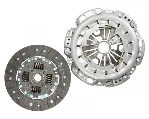 Комплект сцепления (корзина + диск) MB Vito 639 (двигатель OM651) 2.2CDI 2010- 624340809 LuK (Германия)