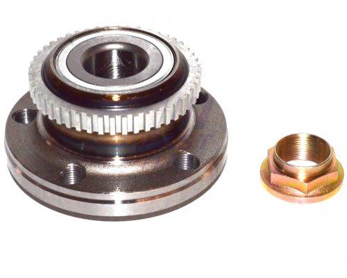 Подшипник ступицы задний (ступица, с ABS) Fiat Scudo / Citroen Jumpy / Peugeot Expert 1995-2006 FT24017 FAST (Турция)