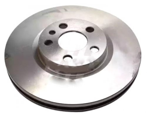 Тормозной диск передний (281x26мм) Fiat Scudo / Citroen Jumpy / Peugeot Expert 1995-2006 FT31038 FAST (Турция)