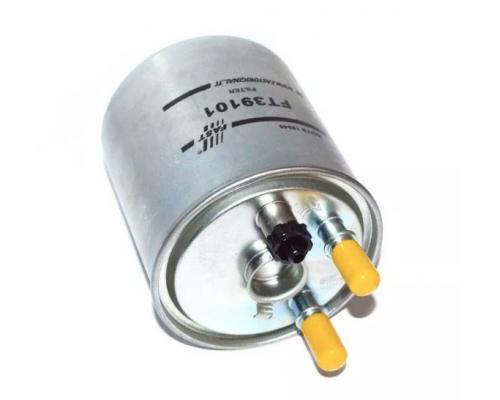 Фильтр топливный (с датчиком воды, до 05.2009) Renault Kangoo II 1.5dCi 2008-2009 FT39101 Fast (Италия)