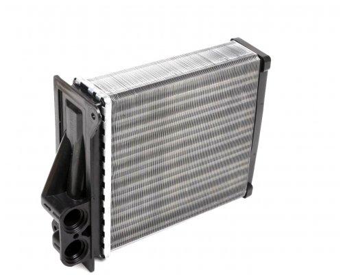 Радиатор печки (160х158х42мм) VW Crafter 2006- FT55537 FAST (Турция)