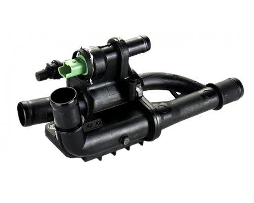 Термостат (с корпусом) Peugeot Expert II 1.6HDi 66kW 2007- FT58184 FAST (Турция)