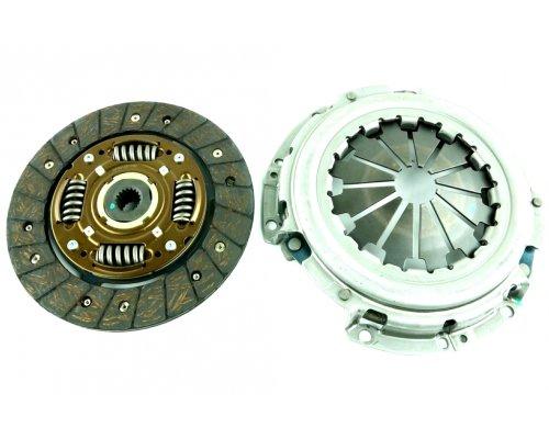 Комплект сцепления (корзина, диск) Renault Kangoo II 1.6 (бензин) 2008- FT64132 FAST (Турция)