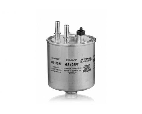 Фильтр топливный (с датчиком воды, до 05.2009) Renault Kangoo II 1.5dCi 2008-2009 GS10397 TECNECO (Италия)