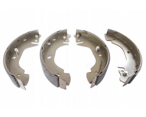 Тормозные колодки задние барабанные (280х65мм) Renault Master II / Opel Movano 1998-2010 GS8630 TRW (Германия)