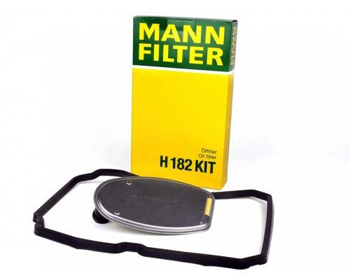 Гидрофильтр автоматической коробки передач (комплект) MB Vito 639 2003- H182KIT MANN (Германия)