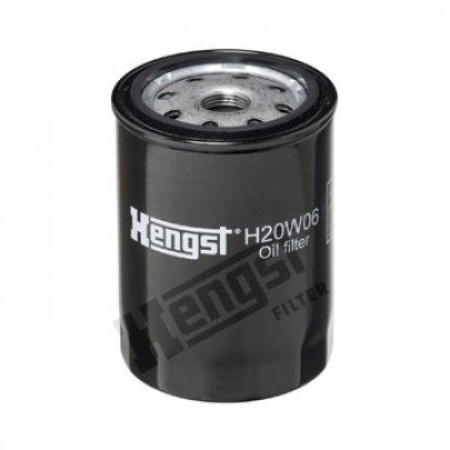 Масляный фильтр Fiat Ducato / Citroen Jumper / Peugeot Boxer 2.0 (бензин) / 1.9D / 1.9TD / 2.0JTD / 2.0HDi / 2.2HDi 1994-2006 H20W06 HENGST (Германия)