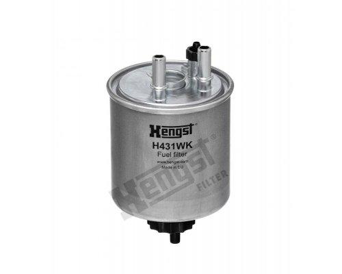 Фильтр топливный (с датчиком воды, до 05.2009) Renault Kangoo II 1.5dCi 2008-2009 H360WK HENGST (Германия)