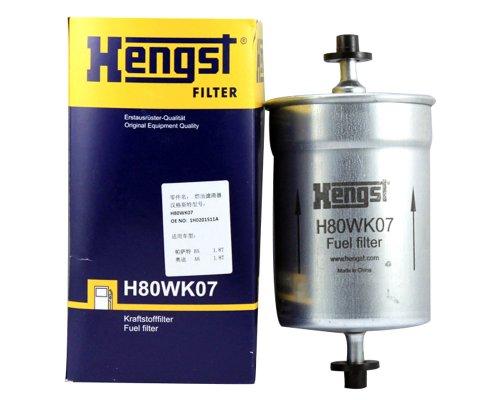Топливный фильтр MB Vito 638 2.0 / 2.3 (бензин) 1996-2003 H80WK07 HENGST (Германия)