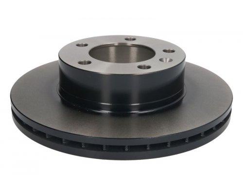 Тормозной диск передний (305.5х28мм) Renault Master II / Opel Movano 1998-2010 J3301086 NIPPARTS (Нидерланды)
