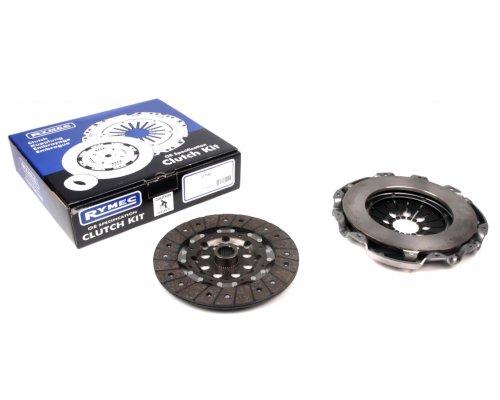 Комплект сцепления (корзина, диск) MB Vito 638 2.2CDI 1999-2003 JT1100 RYMEC (Англия)