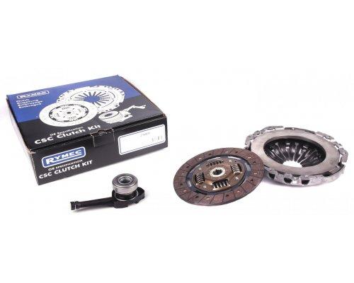 Комплект сцепления (корзина, диск, выжимной 3 крепления) Renault Master II 2.2dCi, 2.5dCi / Opel Movano 2.2DTI, 2.5DTI 1998-2010 JT1629016 RYMEC (Англия)