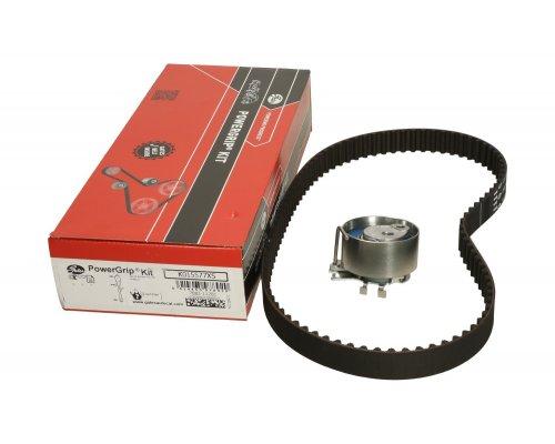Комплект ГРМ Renault Kangoo / Nissan Kubistar 1.2 (бензин) 55kW 97-08 K015577XS GATES (Бельгия)