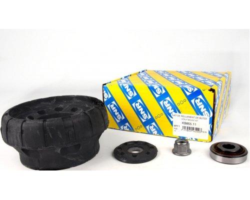 Подушка + подшипник (комплект) амортизатора переднего Renault Trafic II / Opel Vivaro A 01-14 KB655.11 SNR (Франция)