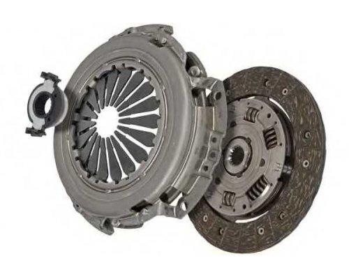 Комплект сцепления (корзина, диск, выжимной, тип КПП: MA, BE4R) Peugeot Partner / Citroen Berlingo 1.6 (бензин) 1996-2011 KC035 KAMOKA (Польша)