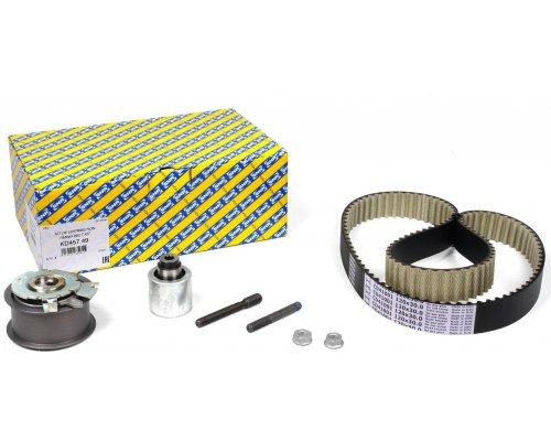 Комплект ГРМ VW Caddy III 1.9TDI / 2.0SDI / 2.0TDI 103kW 04-10 KD457.49 SNR (Франция)