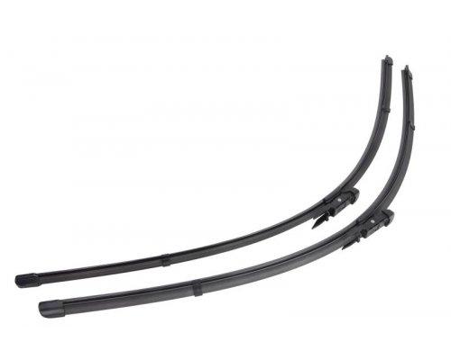 Комплект щеток стеклоочистителя (бескаркасные, 700мм + 650мм) MB Vito 639 05-10 KF70E/C02 CHAMPION (США)