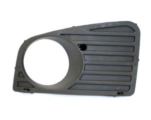 Решетка в бампер правая (под противотуманку) VW Crafter 2006- KH9564993 ELIT (Чехия)