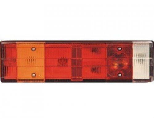 Фонарь задний левый (c бортовой платформой) MB Sprinter 901-905 1995-2006 KH97200701 ELIT (Чехия)