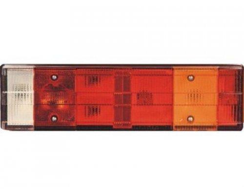Фонарь задний правый (c бортовой платформой) MB Sprinter 901-905 1995-2006 KH97200702 ELIT (Чехия)