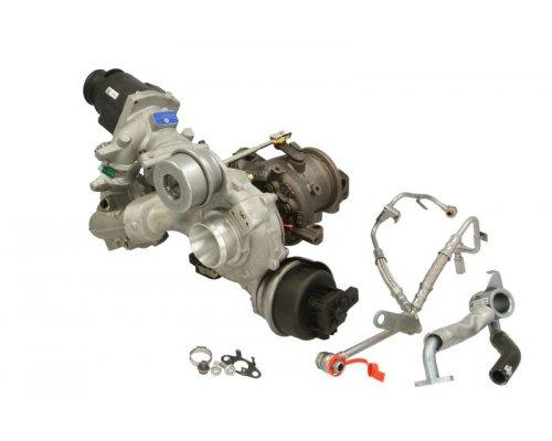 Турбина VW Crafter 2.0TDI 105kW / 120kW 2011-2016 KKK10009880113 KKK (Германия)