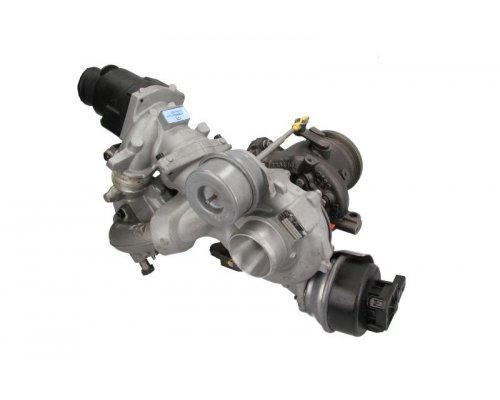 Турбина (заводская реставрация) VW Crafter 2.0TDI 105kW / 120kW 2011-2016 KKK10009880113/R KKK (Германия)