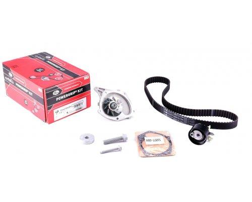 Комплект ГРМ (+ помпа) Renault Kangoo / Nissan Kubistar 1.5dCi 01-10 KP25578XS3 GATES (Бельгия)