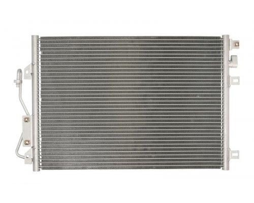 Радиатор кондиционера (510x380x16мм) Renault Kangoo 1.9D 1997-2008 KTT110085 THERMOTEC (Польша)
