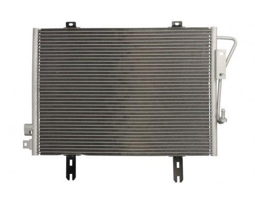 Радиатор кондиционера (510x380x16мм) Renault Kangoo 1997-2008 KTT110089 THERMOTEC (Польша)