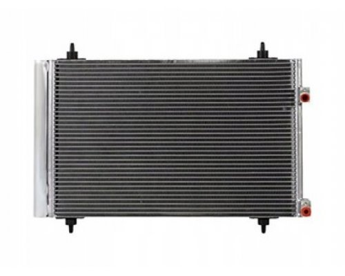 Радиатор кондиционера Fiat Scudo II / Citroen Jumpy II / Peugeot Expert II 1.6HDi, 2.0HDi 2007- KTT110265 THERMOTEC (Польша)